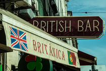 British Bar Britanica  by Rob Hawkins