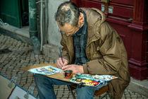 Lisboa Artiste  von Rob Hawkins