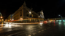 Lisboa Light trails  von Rob Hawkins