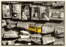Magnetic Tram  von Rob Hawkins