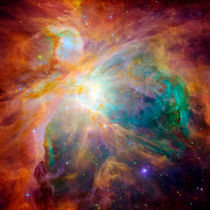 The Orion Nebula.  von Stocktrek Images