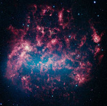 The Large Magellanic Cloud by Stocktrek Images