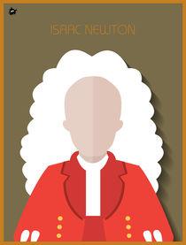 Isaac Newton by Diretório  do Design