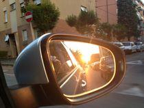 Urban Sunset II by Azzurra Di Pietro