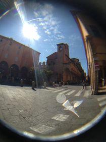 Piazza Verdi by Azzurra Di Pietro