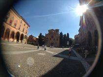 Piazza Santo Stefano, Bologna by Azzurra Di Pietro