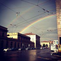 Urban Rainbow by Azzurra Di Pietro