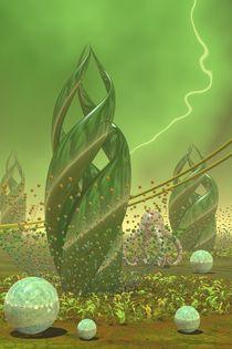 'SciFi-988 Samenernte' by Gerhard Hoeberth