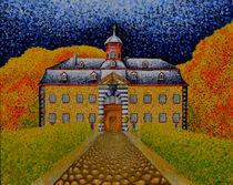 Die Burg von Burgbrohl