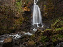 Mystical Melincourt waterfall by Leighton Collins
