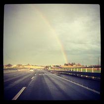 Urban rainbow II  by Azzurra Di Pietro