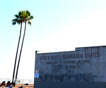 Venice beach Recreation Area von Peer Eschenbach