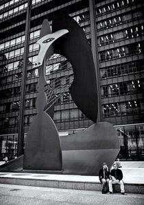 Picasso in Chicago by Ken Dvorak