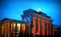 Berlin, Brandenburger Tor von visual-artnet
