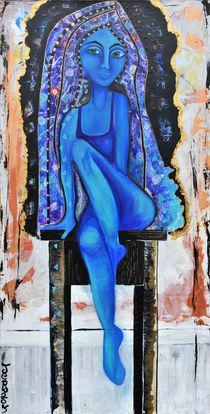 Die Mondin by Jeanett Rotter
