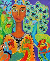 Paradisvogel by Jeanett Rotter