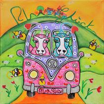 Die Rhönkuh on Tour by Jeanett Rotter