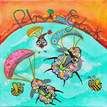 'Das fliegende Rhönschaf' von Jeanett Rotter