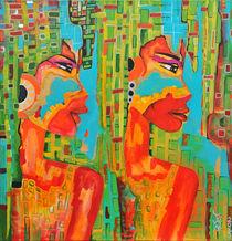 Zwei Freunde by Jeanett Rotter