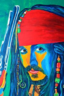 Pirat of Caribbean by lura-art
