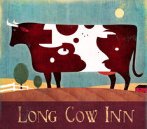 Long Cow Inn by Benjamin Bay