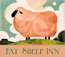 Fat Sheep Inn von Benjamin Bay