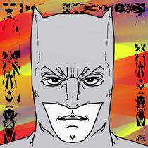 Batman Design by Vincent J. Newman
