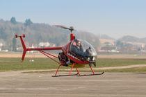 Helikopter von Thomas Keller