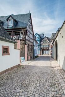 Eltville - historische Fachwerkhäuser 91 von Erhard Hess