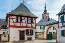 Eltville - historische Altstadt von Erhard Hess