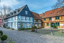 Eltville - Gelbes Haus von Erhard Hess