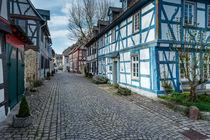 Eltville - historische Fachwerkhäuser 07 von Erhard Hess
