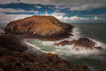 Strumble Head Lighthouse by Leighton Collins