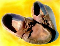 Old Brown Shoe von tawin-qm