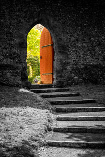 Open Door (to light) by Malc McHugh