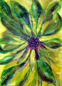 Blütentraum von Vera Markgraf