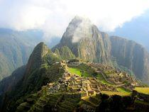 Macchu Picchu die verlorene Stadt der Inka von Marita Zacharias