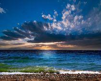 Sunset In Crimea by Yuri Hope