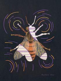 Decline of bees (Déclin des abeilles) by Anastassia Elias
