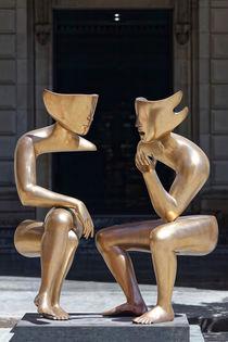 """""""La Conversatión"""" by Norbert Probst"""