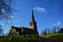 St John's Church, Bromsgrove by Malcolm Snook