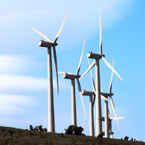 Wind Turbines  by gravityx9