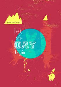 good morning - let the day beginn by zuendwerk
