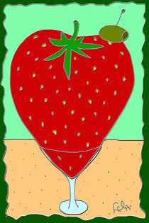 Erdbeer-Martini by lela