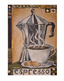 espresso von Melanie Malinowski