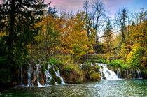 Plitvice National Park, Croatia. von Colin Metcalf
