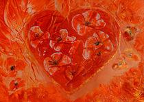 Herzblüten von Ulrike Kröll