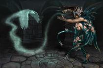 Conjuror by Zsuzsanna Tasi