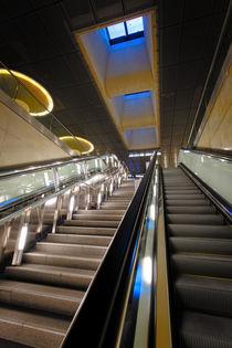 Escalator by Jürgen Keil