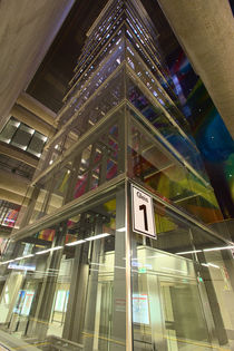 Elevator by Jürgen Keil